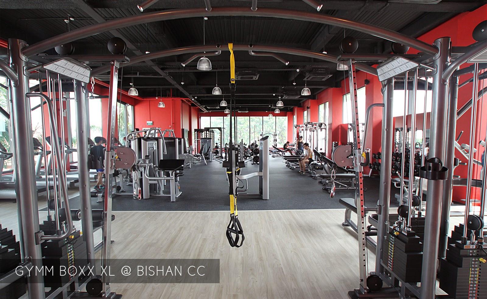 gymm boxx bishan