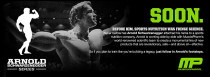 MusclePharm News – Arnold Schwarzenegger Series
