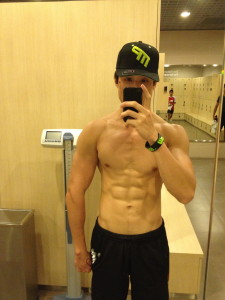 Week 12 of intermittent fasting, lean gains, lose fat, how to gain muscle