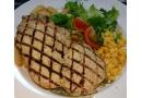 Chicken chop found at plaza singapura kopitiam (Now at 313 Food Court)