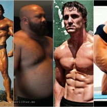 greg plitt, arnold, power lifting, comparison.