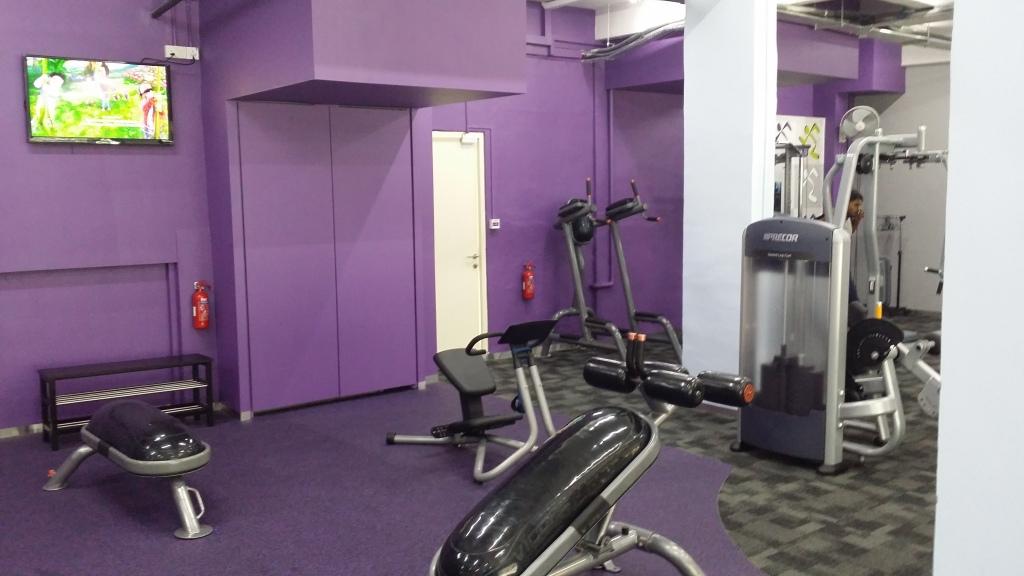 anytime fitness singapore west coast