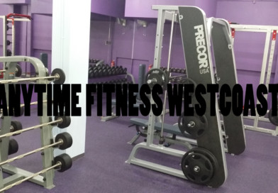 Singapore Gym Review : Anytime Fitness West Coast
