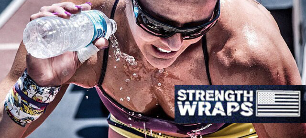 Strength Wraps for support your wrist!