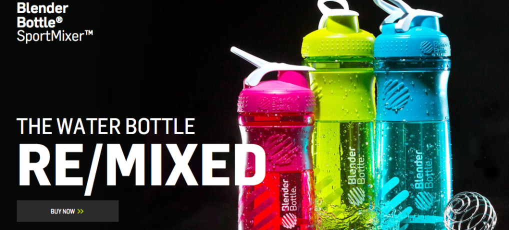 Blender Bottle!