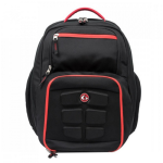 Expedition Backpack 300 black/red