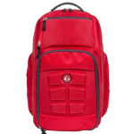 Expedition Backpack 500 red/grey