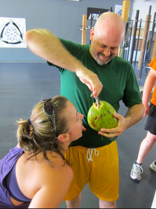 coconut crossfit