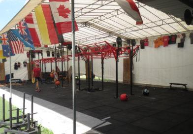 Visit to CrossFit Bukit Timah, Singapore Biggest Outdoor Crossfit Box!